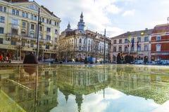 Cluj-Napoca Royalty-vrije Stock Afbeelding