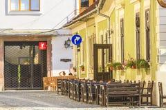 Cluj-Napoca Royaltyfri Foto