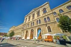 Free Cluj-Napoca Babes Bolyai University Stock Images - 59012574
