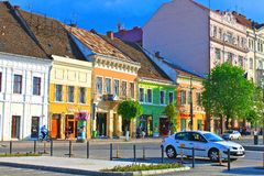 Cluj-Napoca city Stock Photos
