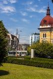 Cluj-Napoca city Stock Image