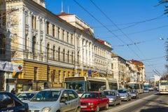 Cluj-Napoca city Royalty Free Stock Photography
