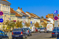 Cluj-Napoca city Royalty Free Stock Photography