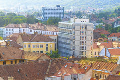 Cluj-Napoca city Stock Photography