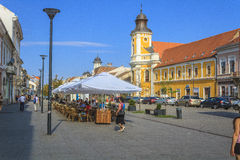 Cluj-Napoca city Stock Photo