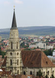 Cluj Napoca city, Romania Stock Photo