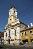 Cluj-Napoca Evangelical Church Royalty Free Stock Image