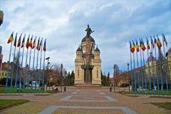 Cluj-Napoca. Orthodox cathedral in Cluj-Napoca, Romania Stock Image