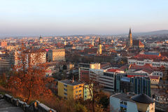 Cluj-Napoca, Roemenië stock afbeeldingen