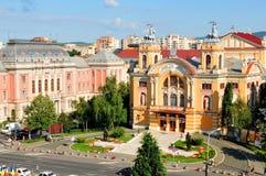 Cluj Napoca, Roemenië royalty-vrije stock foto's