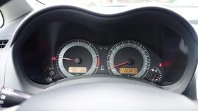Cluj Napoca/Roemenië - Mei 09, 2017: Uitvoerend de Faceliftjaar 2012, Volledig optiemateriaal, fotozitting van Toyota Auris Royalty-vrije Stock Afbeeldingen