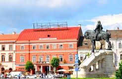 cluj napoca Romania Obrazy Stock