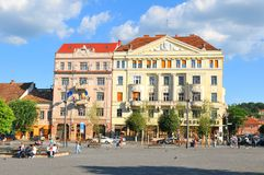 Cluj Napoca, Romania Fotografie Stock