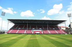 CFR Cluj Napoca football club stadium Royalty Free Stock Image