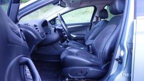 Cluj Napoca/Romania - May 29, 2017: Ford Mondeo MK4 Titanium- year 2010, Full option equipment, photo session, leather interior Stock Photo