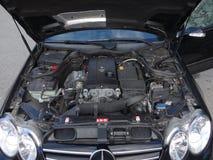 Cluj Napoca/Romania - Octomber 04, 2016: Mercedes Benz CLK - W20 Immagini Stock Libere da Diritti