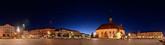 Cluj Napoca, Roumanie Photo stock