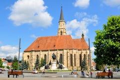 Cluj Napoca, Roumanie Photographie stock libre de droits