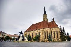Cluj Napoca, Rumania Imágenes de archivo libres de regalías