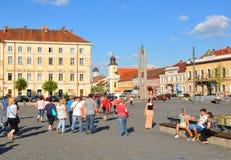 Cluj Napoca, Rumania Foto de archivo