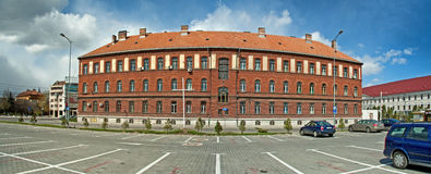 Cluj Napoca school inspectorate Royalty Free Stock Photography