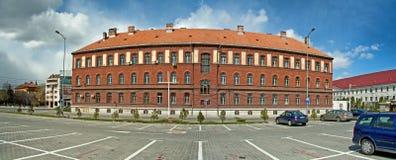 Cluj Napoca skolar inspectoraten Royaltyfri Fotografi