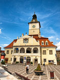 Brasov square Stock Photos