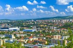 Cluj-Napoca stad Royaltyfria Bilder