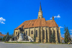 Cluj-Napoca Stock Photo