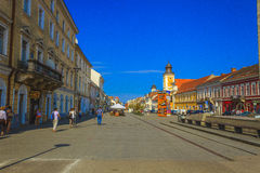 Cluj-Napoca Royalty Free Stock Photo