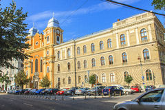 Cluj-Napoca Royalty Free Stock Photography