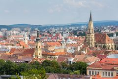 Cluj-Napoca, Transylvania, Romania Royalty Free Stock Images