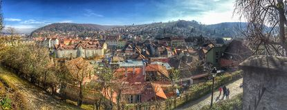 Cluj , Romania. Is a beatiful city Royalty Free Stock Images