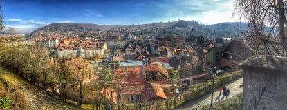 Cluj Rumänien Royaltyfria Bilder