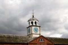 Clumber Park clock tower Stock Photos