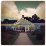 Clumber Park Conservatory Royalty Free Stock Photography