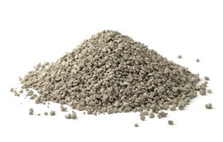 Clumping cat litter Royalty Free Stock Images