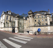 Cluny city hall Stock Photo