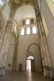 cluny inre medeltida för abbey Arkivfoto