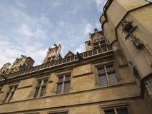 Cluny-Museum oder Nationalmuseum der Mittelalter stockfoto