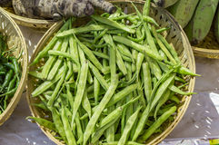 Cluster beans Royalty Free Stock Photos