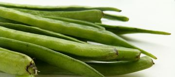 Cluster Beans. Vegetable natural and healthy food Royalty Free Stock Photography