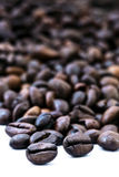 Coffee Beans Cluster Royalty Free Stock Photo