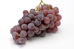 Cluster grapes Royalty Free Stock Images