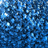Cluster Modules Royalty Free Stock Images