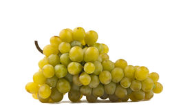 Cluster Of White Muscat Grapes Stock Images