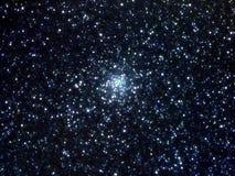 cluster stjärn- Fotografering för Bildbyråer