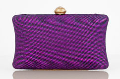 Clutch bag royalty free stock photography