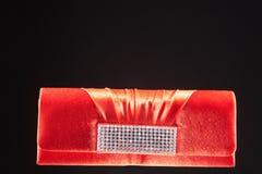 Clutch bag in an elegant design Royalty Free Stock Photo