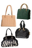 Clutch bags #1 Royalty Free Stock Photography